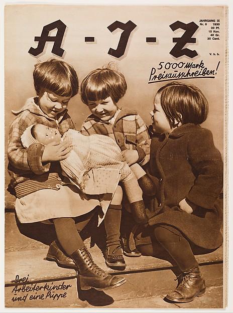 Arbeiter Illustrierte Zeitung, vol. 9, no. 6, 1930