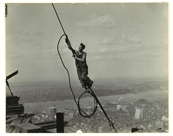 Icarus, Empire State Building