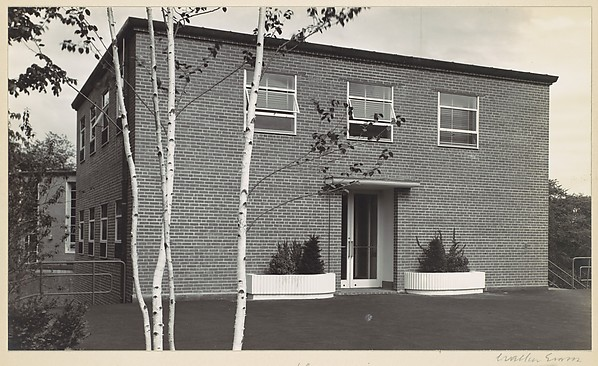 [Student Alumnae Building, Wheaton College, Norton, Massachusetts]