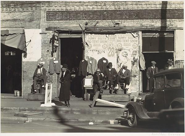 [Street Scene, Selma, Alabama]