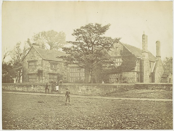 Oakwell Hall near Bristol, the Field Head of Shirley