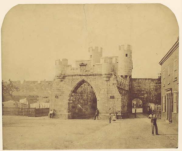 [St. Mary's Gate, York]