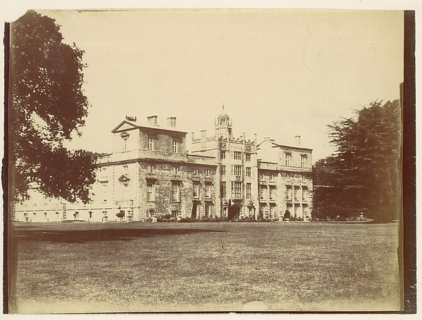 [Wilton House from the Grounds]