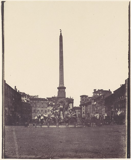 [Piazza Navona, Rome]