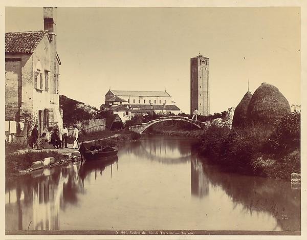 Veduta del Rio di Torcello