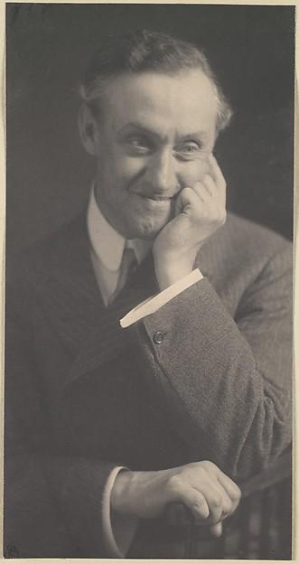 "Walter Churcher, ""Churcher Smileth"""