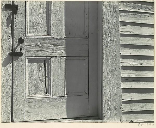 Church Door, Hornitos