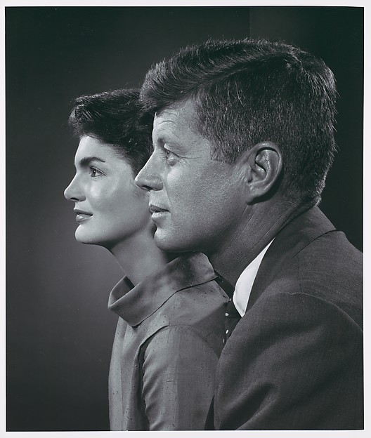 John F. and Jackie Kennedy