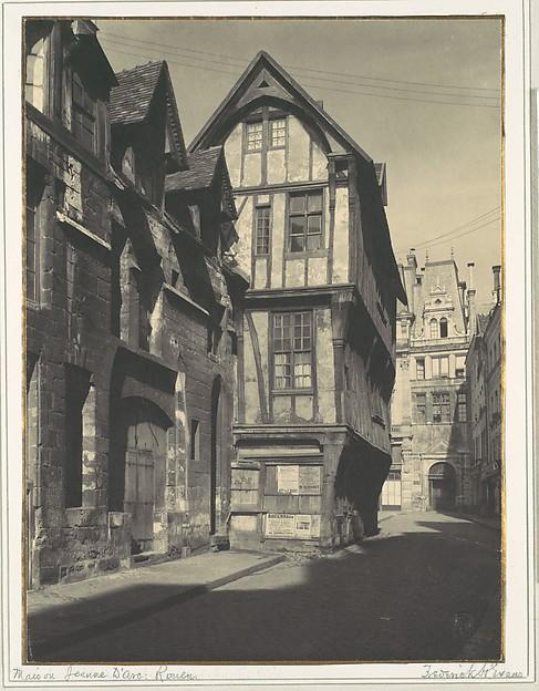 Maison Jeanne d'Arc, Rouen