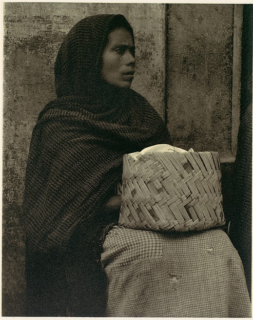 Woman, Patzcuaro