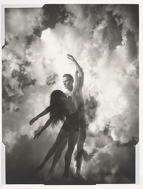 [Cover for the American Ballet's South American Tour Showing Lew Christianson and Marie-Jeanne, May 1941]