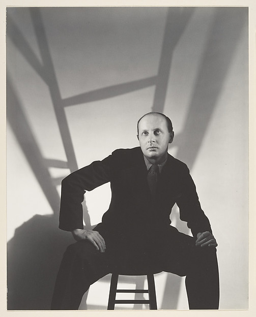 Eugene Berman, January 1936