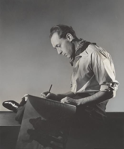 Pavel Tchelichew, December 1934