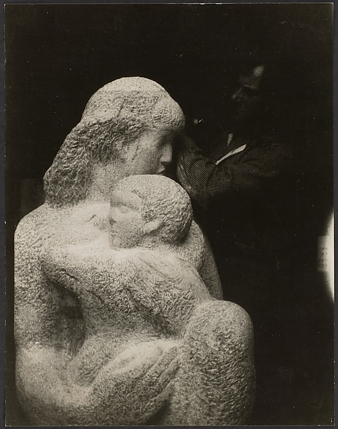 William Zorach Carving