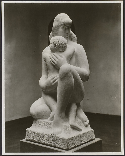 """Mother and Child"" by William Zorach"