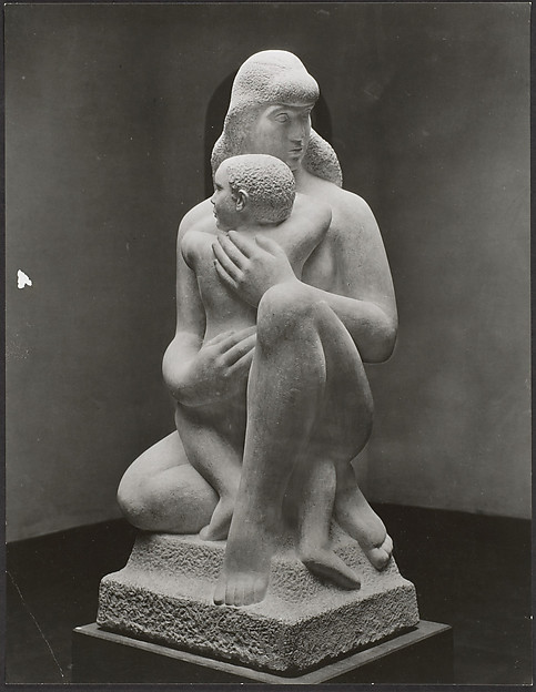 Mother and Child by William Zorach