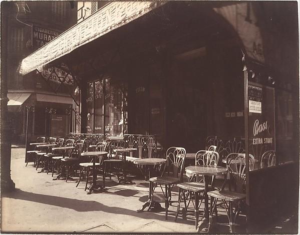 Café, Avenue de la Grande-Armée