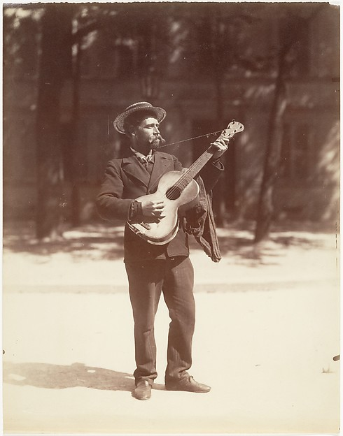 Joueur de Guitare