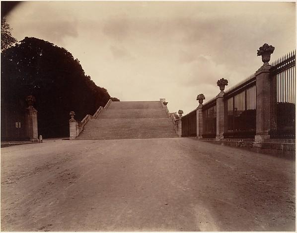 Versailles, The Orangerie Staircase