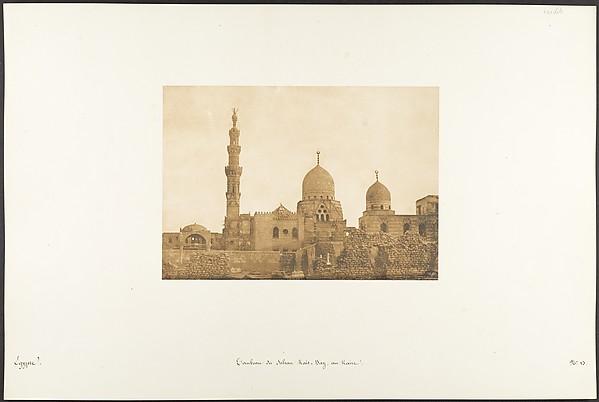 Tombeau du Sultan Kaït-Bay, au Kaire