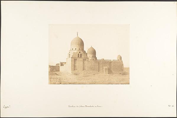 Tombeau des Sultans Mamelouks, au Kaire