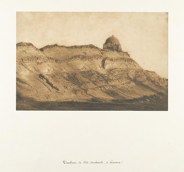 Tombeau de Sidi-Ambarek, à Garara