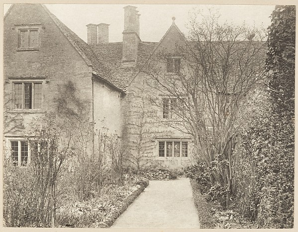 Kelmscott Manor Photographs