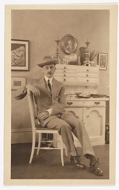 Morton Schamberg