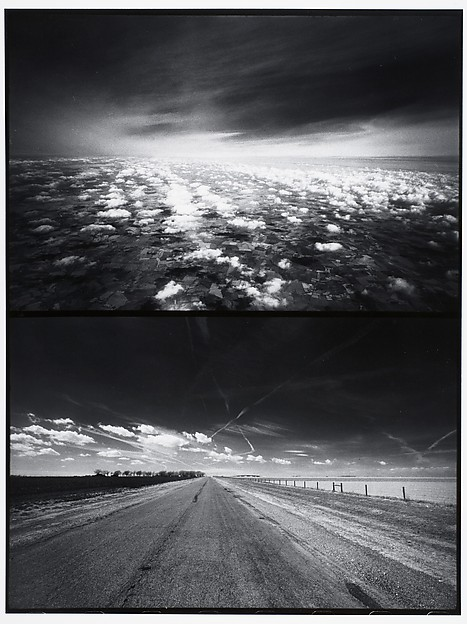 [Clouds and Country Road]