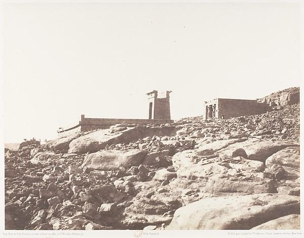 Dandour, Vue Générale des Ruines