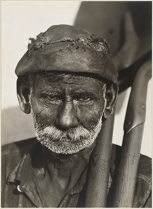 Coal Dock Worker