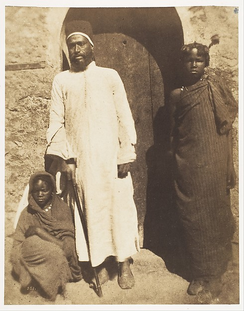 Abu Nabut and Negro Slaves in Cairo