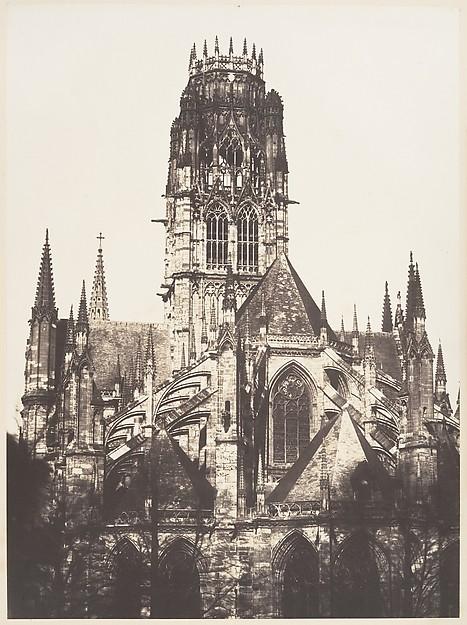 Tour de Saint-Ouen, Rouen