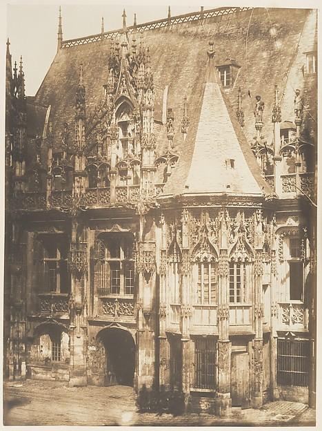 Tourelle du Palais de Justice, Rouen
