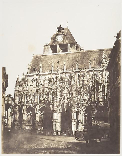 Cathédrale de Louviers, vue générale