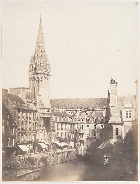 Rue des Petits Murs, Caen