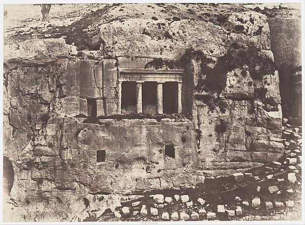 Jérusalem, Vallée de Josaphat, Tombeau de St. Jacques