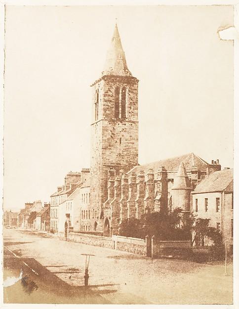 St. Andrews. College Church of St. Salvator