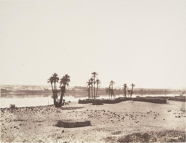 Dakkeh, Village et Rives du Nil