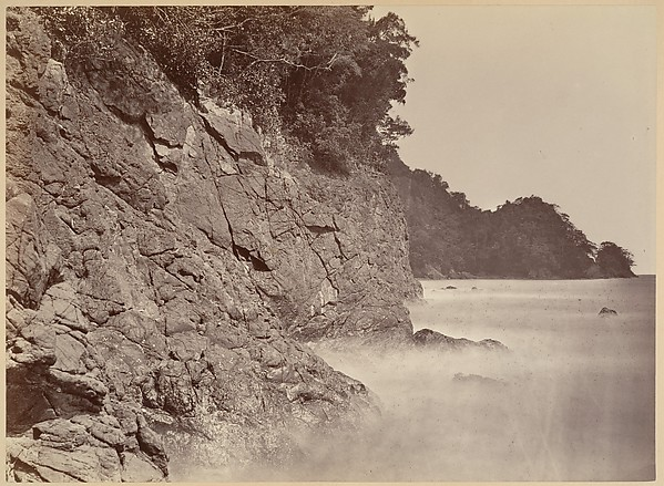 Tropical Scenery, Cliff - Limon Bay