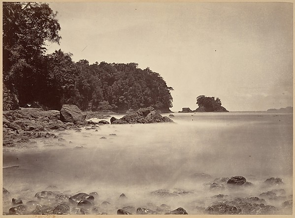 Tropical Scenery, View of Limon Bay