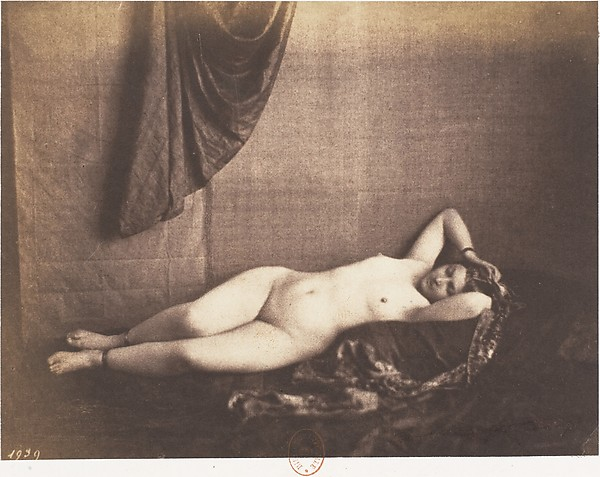 [Reclining Nude]
