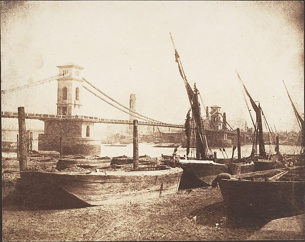 [Hungerford Suspension Bridge]