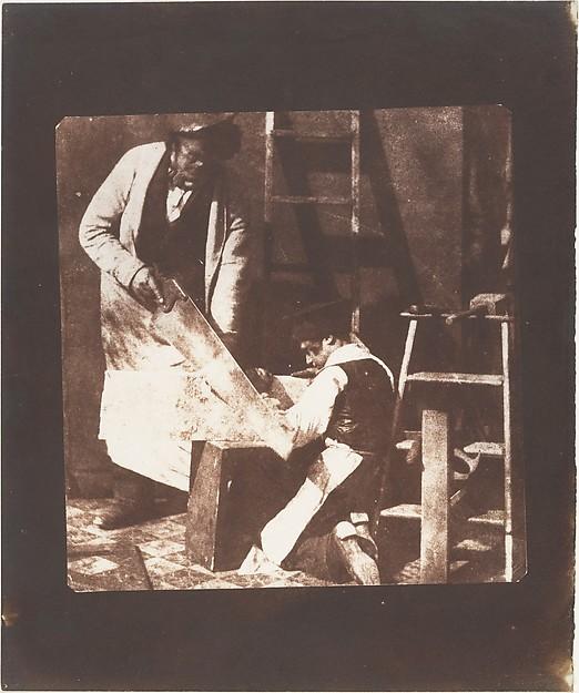 [Carpenter and Apprentice]
