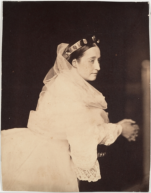 The Empress Eugénie at Prayer, Saint-Cloud