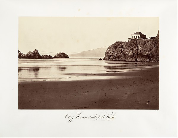 Cliff House and Seal Rock