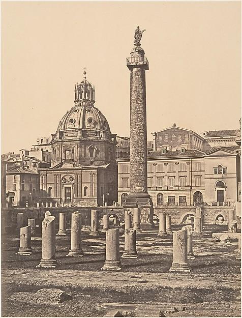 Foro e Colonna di Trajano