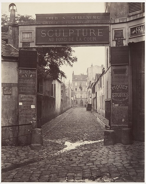 Cour Saint-Guillaume