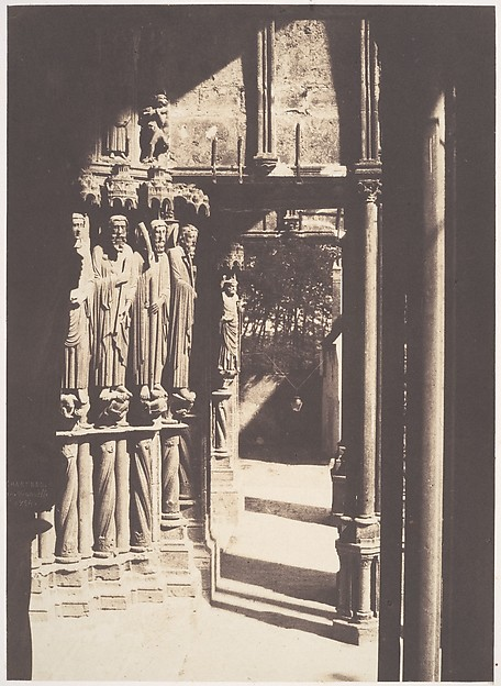 [South Portal, Chartres Cathedral]