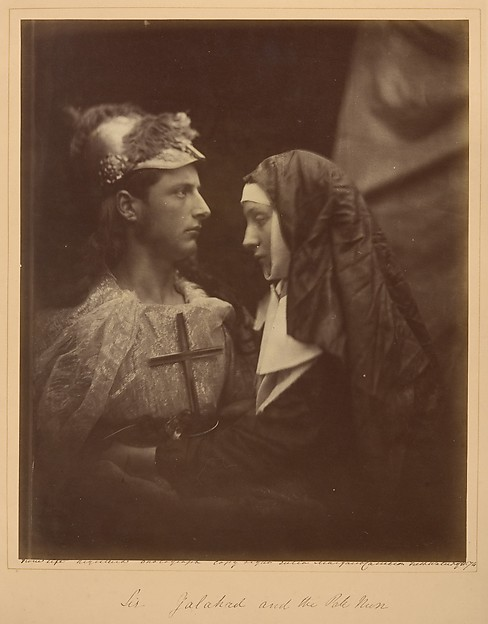 Sir Galahad and the Pale Nun